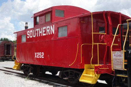 Tennessee Valley Railroad Chattanooga Southern Car