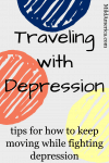 travelling with depression