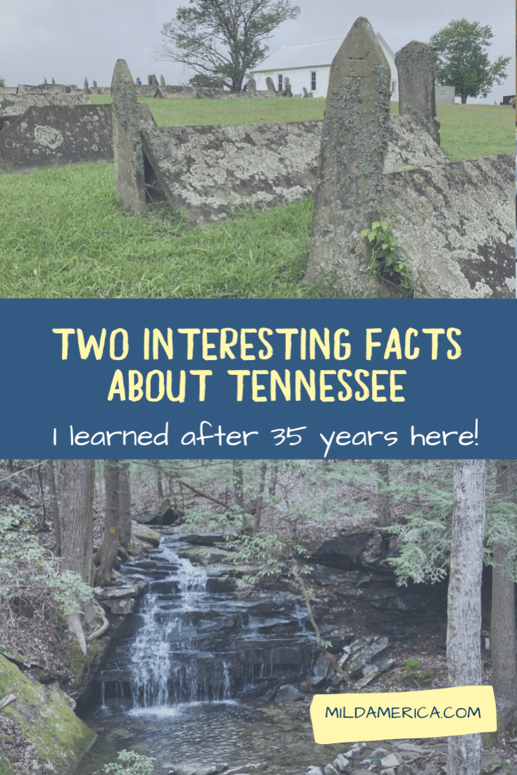 Tennessee interesting facts